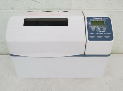 Zojirushi BBCC-X20 High-Quality Dual Paddle 2 lbs Automatic Bread Machine GREAT