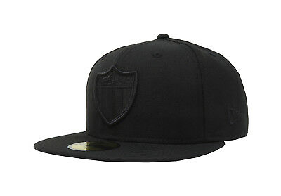 5e5ca7efa78e1 New Era 59Fifty Hat Club Necaxa Soccer Mexican League Mens Fitted Cap -  Black