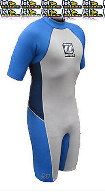 Combinaison Shorty Navy JET PILOT - Taille XL - paddle - jetski - PWC - wake