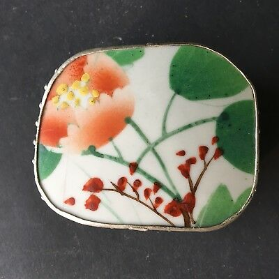 Anique Chinese Ceramic Shard Box
