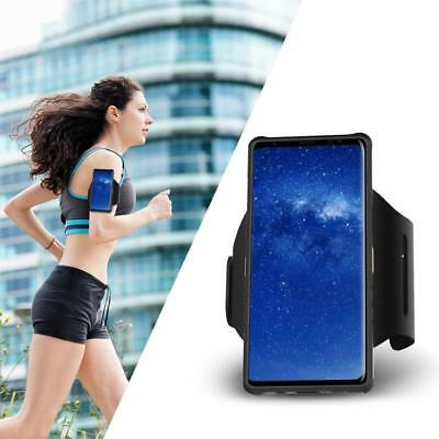 For Samsung Galaxy Note 8 Multifunctional Outdoor Sports Armband + Case Cover