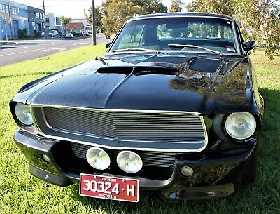 1967 FORD MUSTANG  C code