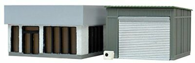 Building Collection Ken Kore 155 offices and workshop B diorama supplies