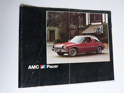 catalogue prospectus : AMC pacer