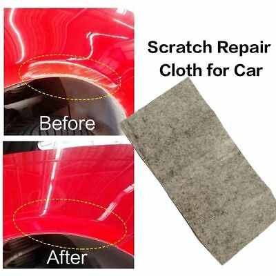 1pc Magic Car Scratch Repair Cloth Polish for Light Paint Scratches Remove Cloth