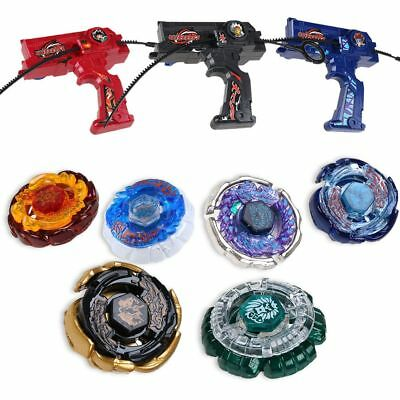BEYBLADE Metal Master 4D System RAPIDITY FUSION FIGHT MASTER With Launcher Set