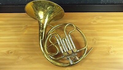York Artist Single French Horn READ!!