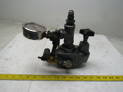 Vickers CS06B50 125-1000 PSI Range Pressure Piston Relief Valve