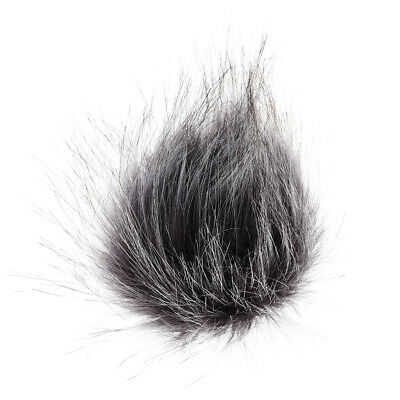 Finest Microphone Mic Fur Windshield Windscreen Wind Muff Outdoor Accessory