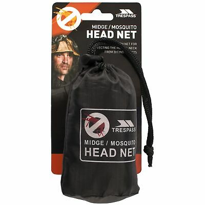 Trespass Midge Head/Face Mosquito/Insect Net (TP490)