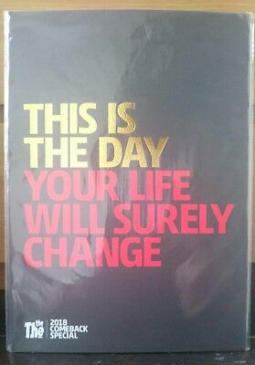 The The - This Is The Day Screenprint Poster - 100 Copies - Matt Johnson