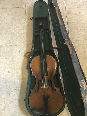 Vintage Antique SARASATE Violin Copy of Nicolaus Amati Made in Germany