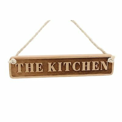 CGB Giftware Loft The Kitchen Wooden Sign (CB1131)
