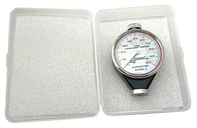 Longacre 50553 Tire Durometer With Case - Overstock Special  #2084