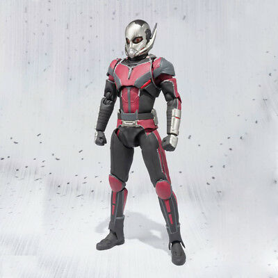 Marvel The Avengers Ant-Man SHF 17cm Movable PVC Action Figure Model Toy Gift