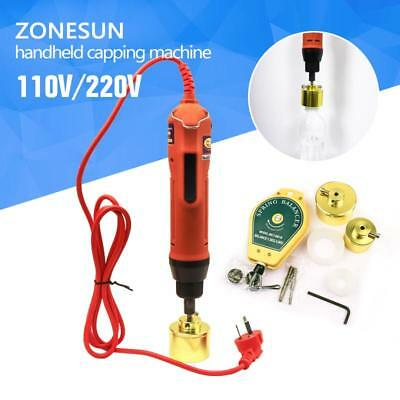Portable Automatic Electric Bottle Capping Machine Cap Screwing Machine Electric