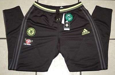 Adidas Chelsea 1516 Training Pants BKWHT AC2034