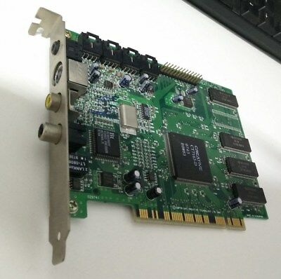 CREATIVE CL FM801 S2C DRIVER FOR PC