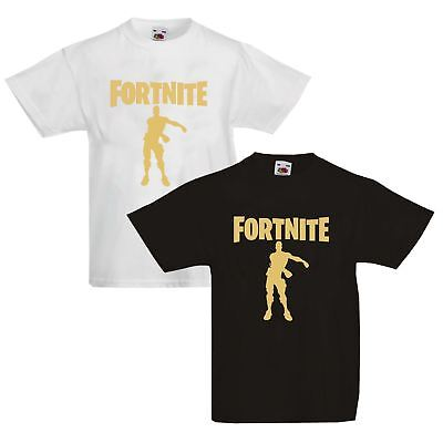 Fortnite Legend Floss Dogtag Funny T Shirt Top Gaming Gamer Tee Xbox PS4 Kids