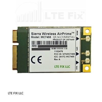 SIERRA WIRELESS MC7455 LTE CAT6 Modem (Certified: Sprint