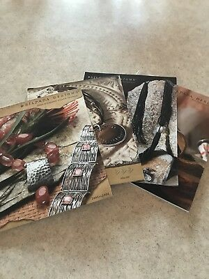 Silpada Designs Catalogs Set of 4 from: 2005-2009
