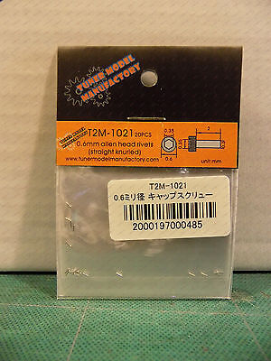 Tuner Model Manufactory Fine Detail Parts New T2M-1021