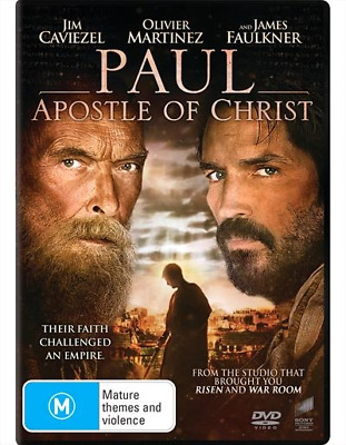 Paul, Apostle Of Christ (DVD) (Region 2,4,5) New Release