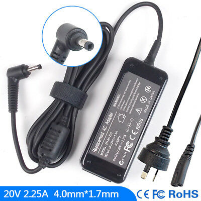 Ac Power Adapter Charger for Lenovo IdeaPad 110S-11IBR 80WG Notebook