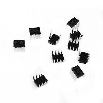 10PCS LM386 LM386N DIP-8 Audio Power AMPLIFIER IC Great Qualtiy new.