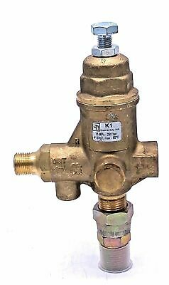 Interpump K1 Flow Sensitive Unloader Valve for High Pressure Washer Cleaners