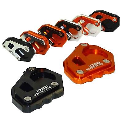 Kickstand Side Stand Extension Foot Plate Pad Fit 2017-2018 KTM 1090 Adventure R