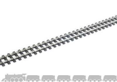 OO9/HOe Mainline Flexible Tracks Peco SL-404 - wooden sleepers and code 80 rail