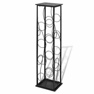 Metal Wine Rack Wine Stand For 8 Bottles