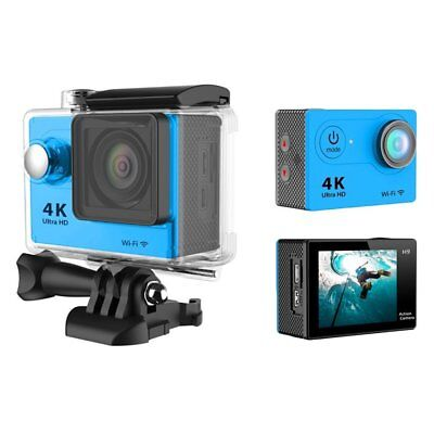 "H9 Ultra HD 1080P 4K WiFi 2.0"" Action Sport Camera DVR Video Camcorder OY"