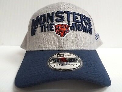 ... reduced chicago bears cap new era 39thirty stretch 2018 on stage nfl  draft day hat 7b0a3 21bf215d9