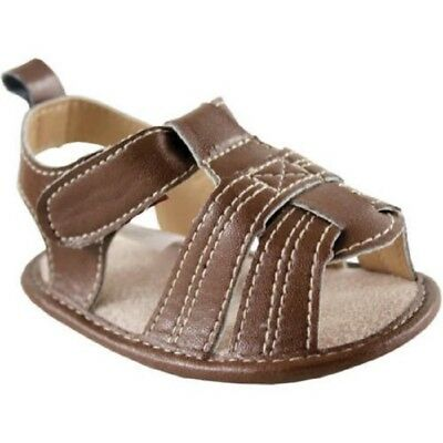 Luvable Friends Newborn Baby Boys Casual Sandals