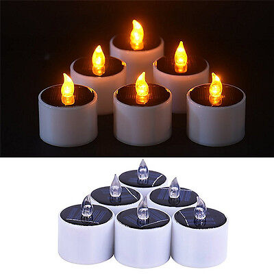 Living Lampe Candles Décoration Sleep Room Wax Stand Led Timer YbgfvI76y