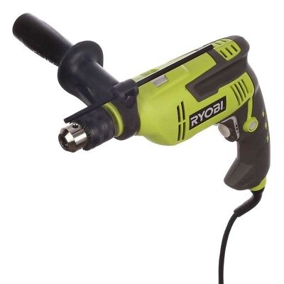 Variable Speed Hammer Drill Reversible Ryobi 6.2 Amp 5/8 in. Concrete Masonry