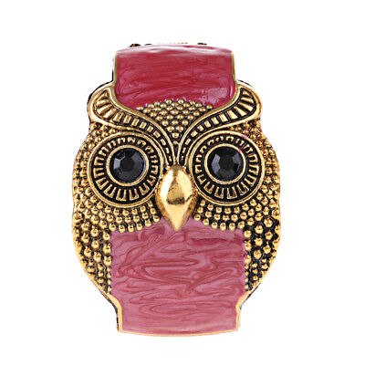 Fashion Beautiful Vintage Cute Large Owl Decorated Jewelry for Any Occasion