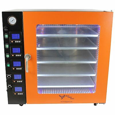 Best Value Vacs 7.5CF BVV Vacuum Oven - LCD Display and LED's - 5 Indivi ...
