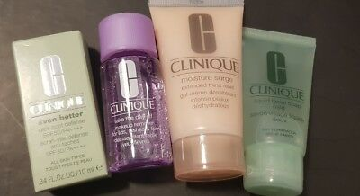 Clinique Travel Sample Size Products