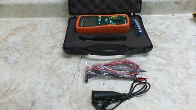 Extech 380260 250/500/1000VDC Output Battery Operated Megohmmeter