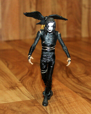 Eric Draven The Crow MOVIE MANIACS Action Figure Figur McFarlane Toys