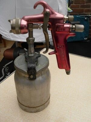 Binks Model BBR Siphon Spray Gun