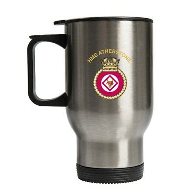 Royal Navy HMS Atherstone - Travel Mug
