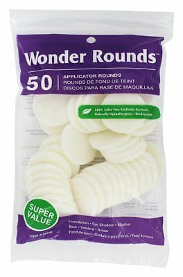 Wonder - Wonder Rounds Cosmetic Rounds - 50 Pack