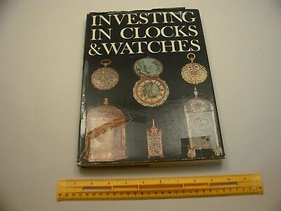 Book 337 – Investing in Clocks and Watches