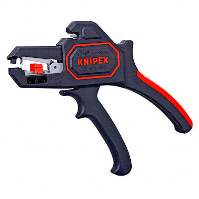 Knipex Automatic Wire Stripper 24-10 AWG  - Made In Germany