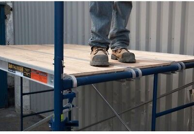 MetalTech 5 ft. Safety Guard Rail