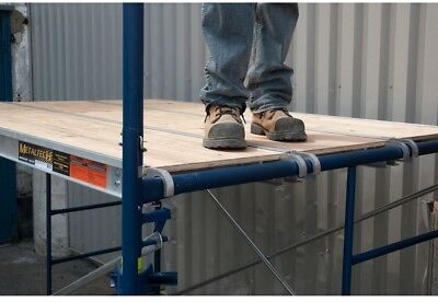 MetalTech 7 ft. Safety Guard Rail